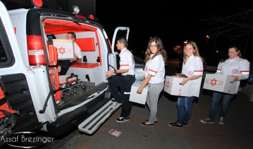 MDA Jeugdvrijwilligers