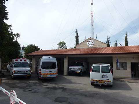 Ambulance Station Ma Lot
