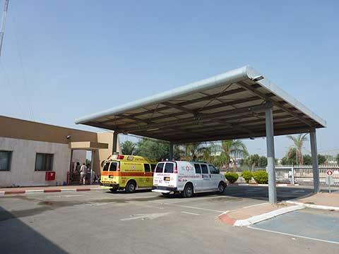 Ambulance Station Netivot