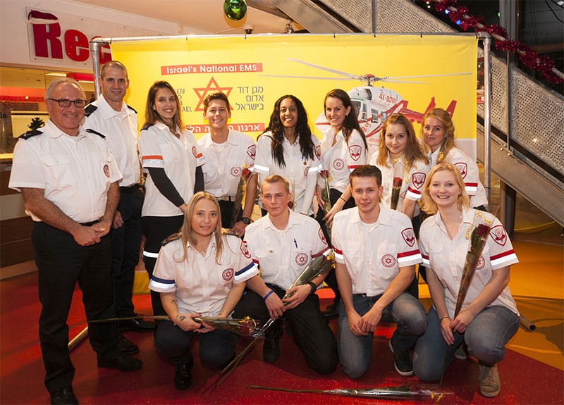 Vrijwilligers MDA